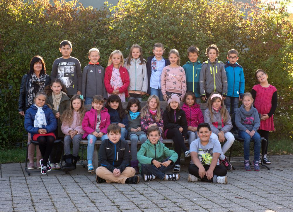 Grundschule Seubersdorf